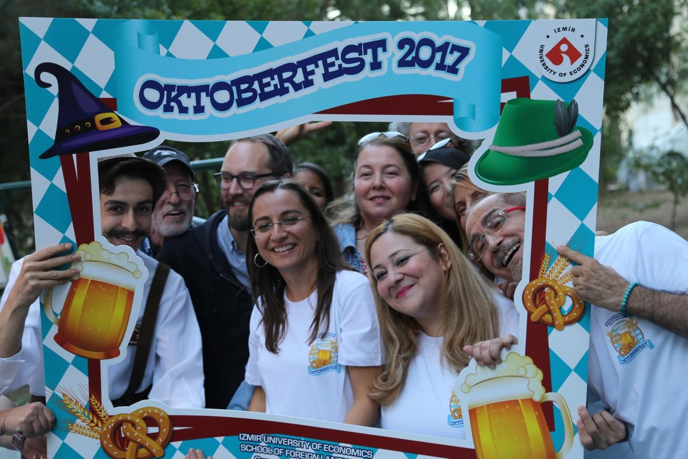 2017- 2018 yılı Oktoberfest kutlamasından kareler..