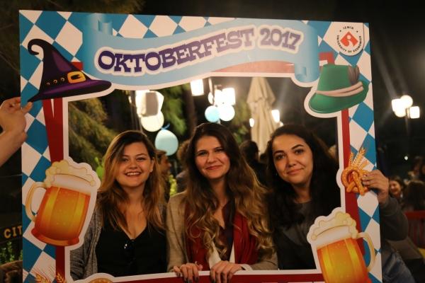 Fantastic images from 2017-2018 academic year Oktoberfest celebration...