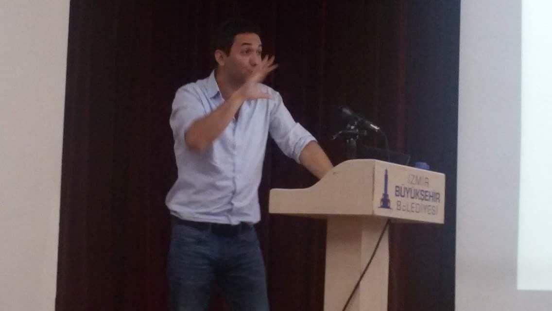 Tazelenme Üniversitesi Konuşmaları