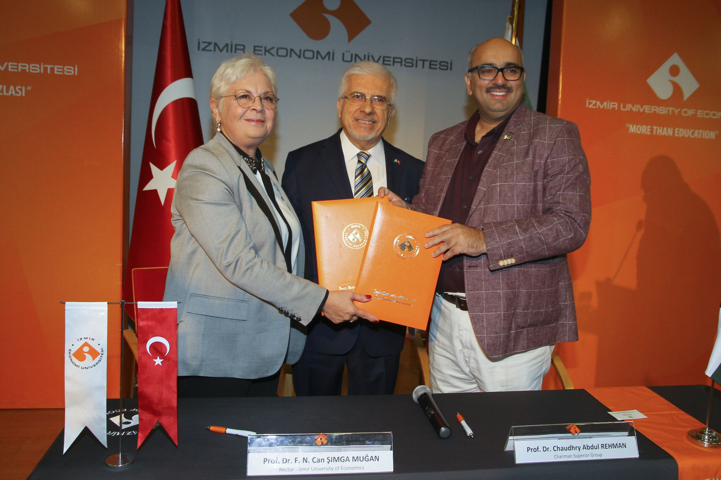 EDUCATION COLLABORATION BETWEEN PAKISTAN and TURKEY