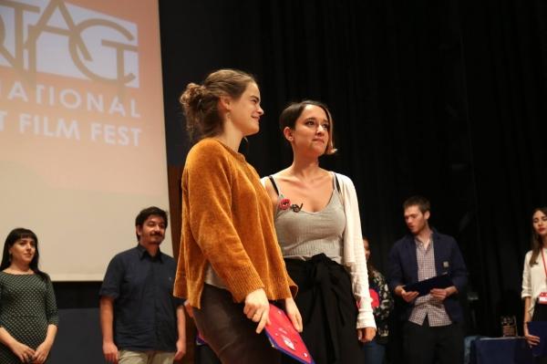 Sinema ve Dijital Medya Öğrencilerinin Filmleri Contact Film Festivali'nde