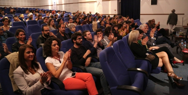 Department of Cinema and Digital Media Students' Films screened at CONTACT International Film Festival