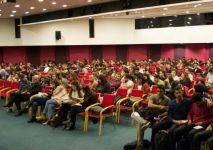 IEU Cinema and Media Club hosted the International İzmir Short Film Festival