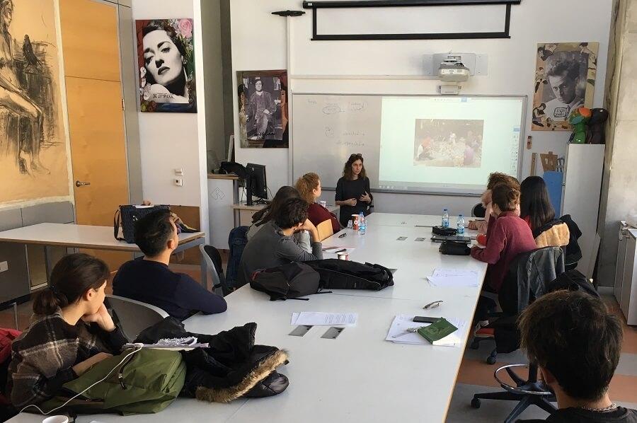 Mimar İrem Sönmez Mimari Restorasyon Programı Öğrencilerine Piyasadaki Deneyimlerini Aktardı