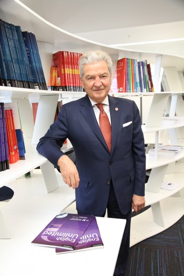 IZMIR UNIVERSITY OF ECONOMICS RECEIVED THE 'BEST EDUCATION BUILDING' AWARD