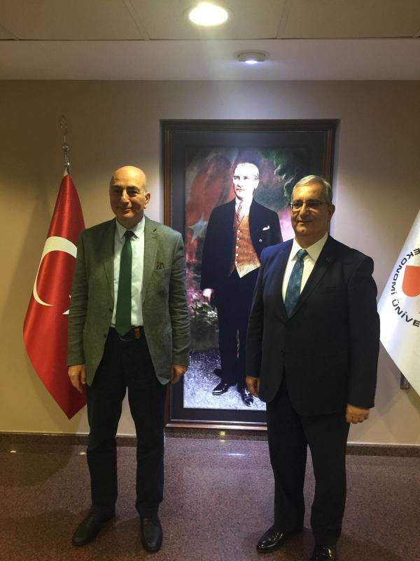 Dr. Mahfi Eğilmez Türkiye ve Dünyada Ekonomik Görünümü Değerlendirdi