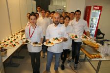 AEGEAN FLAVOURS BY IZMIR UNIVERSITY OF ECONOMICS CHEFS
