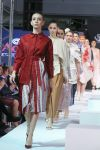 WIND OF 'NEW ROMANTICISM' ON THE RUNWAY