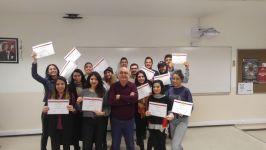 Turizm Öğrencileri İç Denetçi Sertifikası Almaya Hak Kazandı