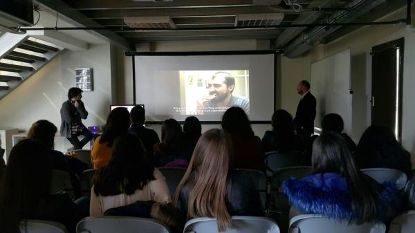 Sinema ve Dijital Medya Bölümü Liseli Öğrencilere Yönelik Yaratıcı Belgesel Atölyesi Gerçekleştirdi