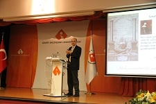 """"""" WHY DO WE PERFORM SCIENTIFIC RESEARCH? """" BY PROF. DR. HAKAN S. ORER AT MONDAY, FEBRUARY 26TH 17:30 IUE CONFERENCE ROOM"""