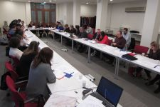 Meeting of the Turkish Jean Monnet Community at Sabanci University