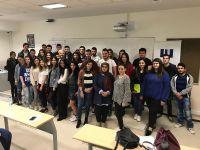 ETİK Başkanı Mehmet İşler Turizm Öğrencileri ile Bir Araya Geldi