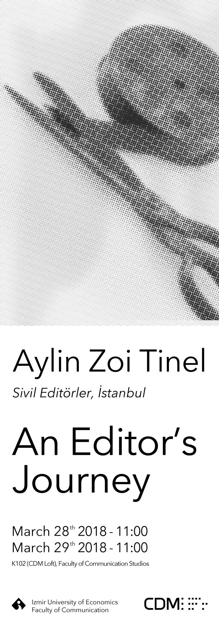 Aylin Zoi Tinel ile Söyleşi: Bir Editörün Yolculuğu