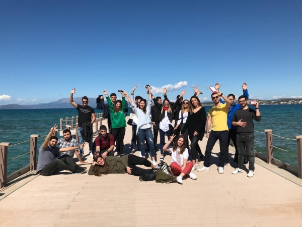 Turizm ve Otel İşletmeciliği öğrencileri Ilıca Hotel Spa & Thermal Resort'da