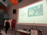 Türk Hava Yolları İzmir İstasyon Alan Müdürü Sn. Suat Oral Aramızda