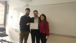"Laboratory Technology Program welcomed Food Engineer Resul Süleli within the scope of ""Student Consulting Experts"""