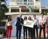 "IUE VOCATIONAL SCHOOL'S CONTRIBUTION TO ""GENÇBIZZ"" ENTREPRENEURSHIP PROGRAM"