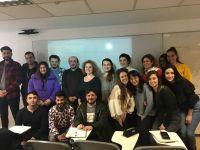 Mimari Restorasyon Programı ÇUS Etkinliği Kapsamında İnşaat Mühendisi Osman Berat GÜNER'i Ağırladı