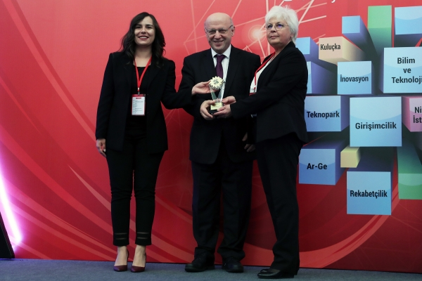 IZMIR SCIENCE PARK RANKS SECOND