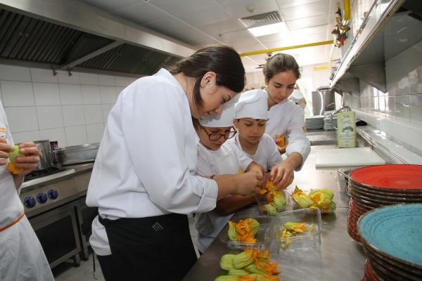 ''LEADER CHILDREN AGRICULTURE CAMP' EVENT AT CAM