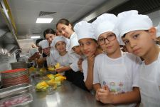 AEGEAN DISHES BY LITTLE CHEFS