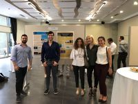 2017-2018 Spring Semester Term Project presentation exhibition