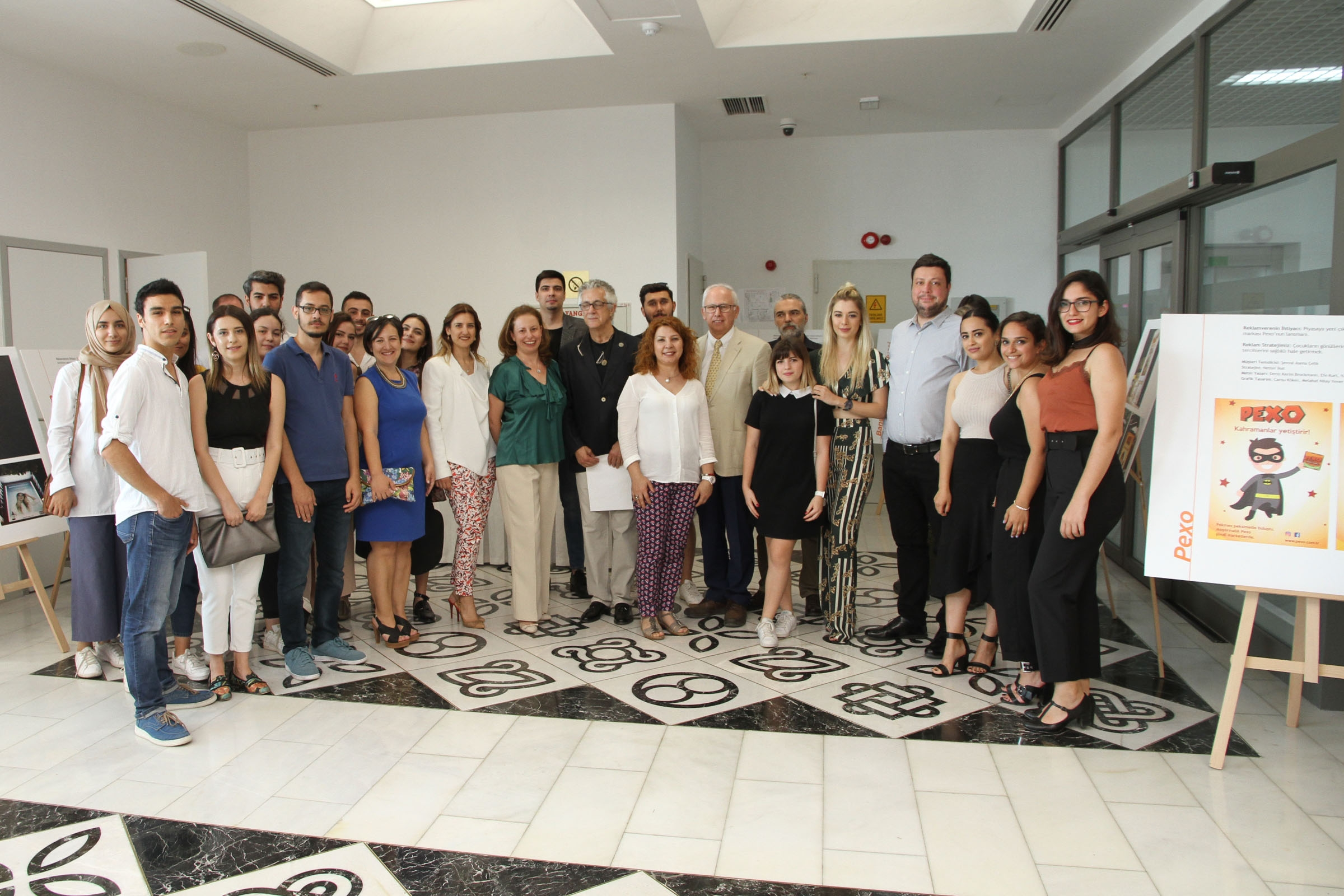 IZMIR UNIVERSITY OF ECONOMICS TAKES INNOVATIVE STEPS TOWARDS ADVERTISING WORLD