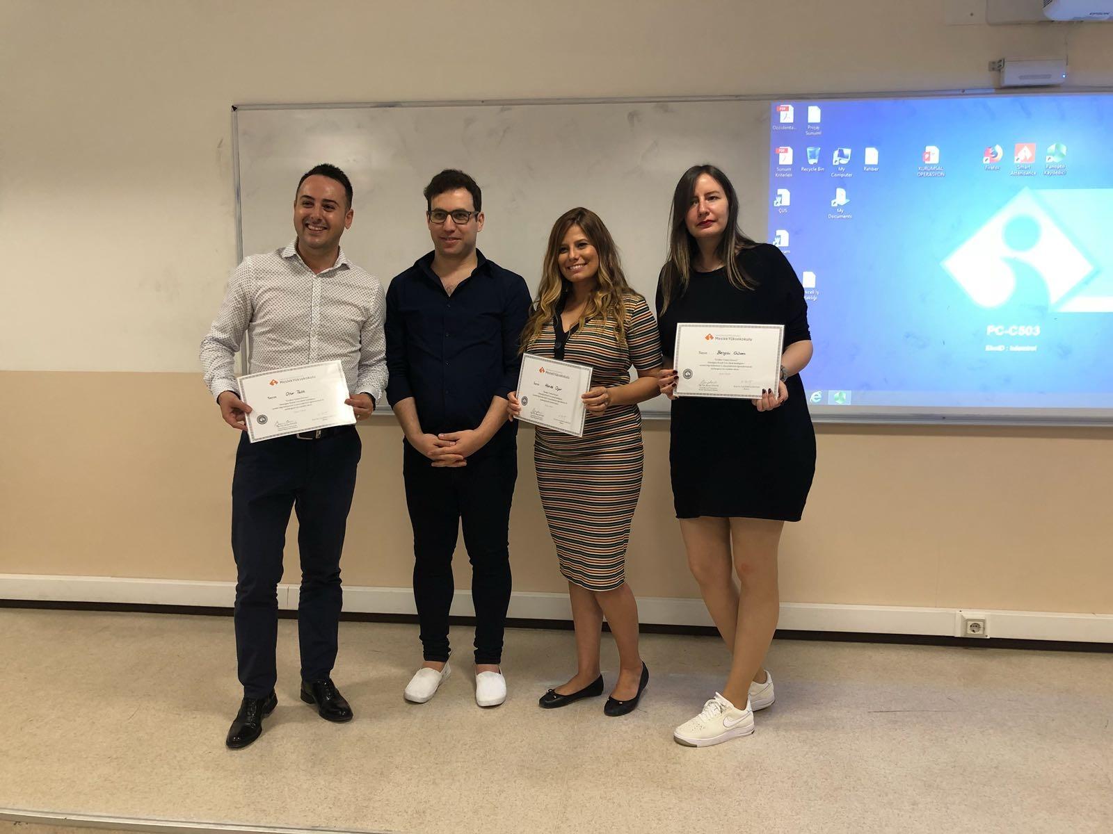 Çağrı Merkezi Hizmetleri Öğrencileri Procat Çağrı Merkezi ile Buluştu