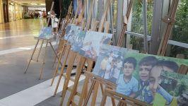 Çocuk Gibi Bak Fotoğraf Sergisi Agora'da Gerçekleşti
