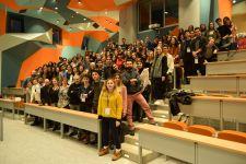 İletişim Fakültesi Olarak Bu Yıl 7.sini Düzenlediğimiz İletişim Atölyesi'ne Altı Farklı Liseden Çok Sayıda Öğrenci Katıldı.