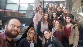 Öğrencilerimizle İstanbul'da Sektör Gezisi Yaptık