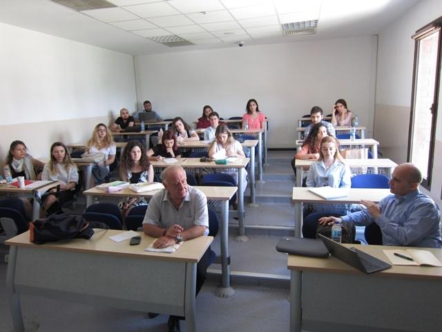 Çevre Politikası üzerine bir Jean Monnet Semineri: AB-Türkiye İlişkilerinde Zorluklar, Kazanımlar ve Çıkarımlar