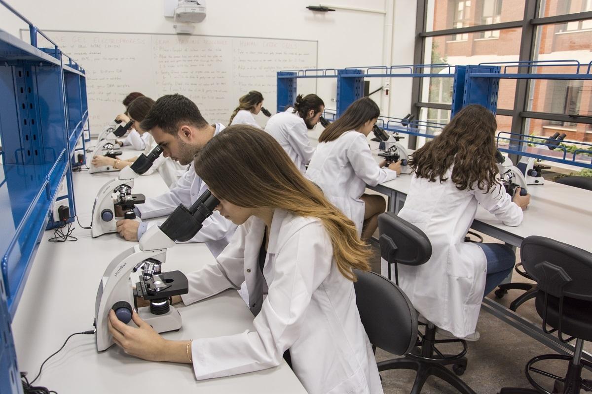 Biyomühendislik yüksek lisans programı açıldı