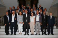 'PRESIDENT' ÖZGENER AT IZMIR UNIVERSITY OF ECONOMICS
