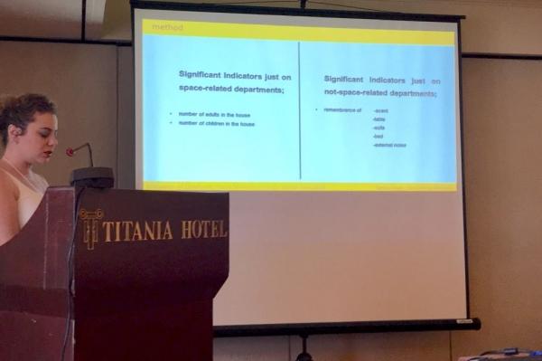 Öğr.Gör. Seda CENGİZ '8 th Annual International Conference on Architecture' Kapsamında Atina'da Bildiri Sunumunu Gerçekleştirdi
