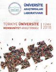 Türkiye Üniversite Memnuniyet Araştırması'nın Sonuçları Belli Oldu