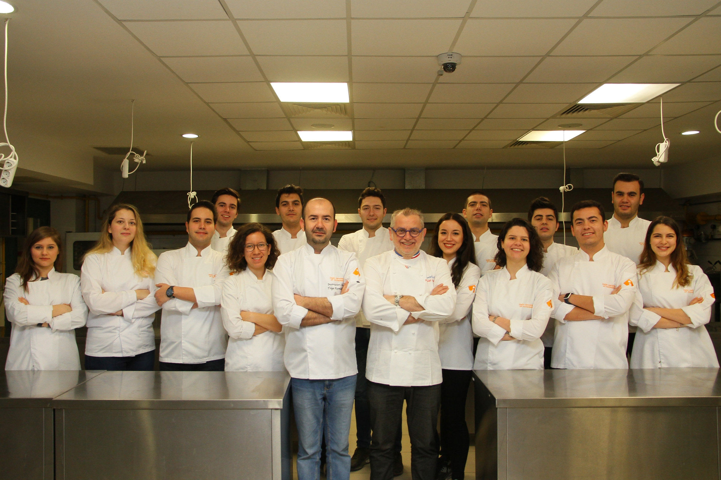 INTERNATIONAL EXPERIENCE OF STUDENT CHEFS