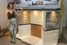 3 DIMENSIONAL DESIGNS IN NATURAL STONES