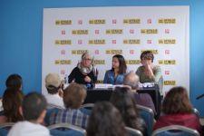 Ieu Cinema and Digital Media department was at Başka Sinema Ayvalık Film Festival