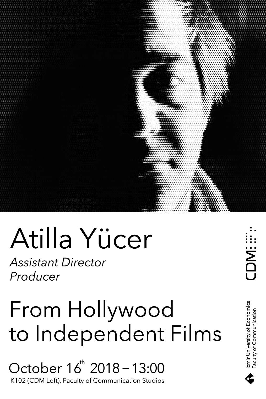 Artist's Talk: Atilla Yücer