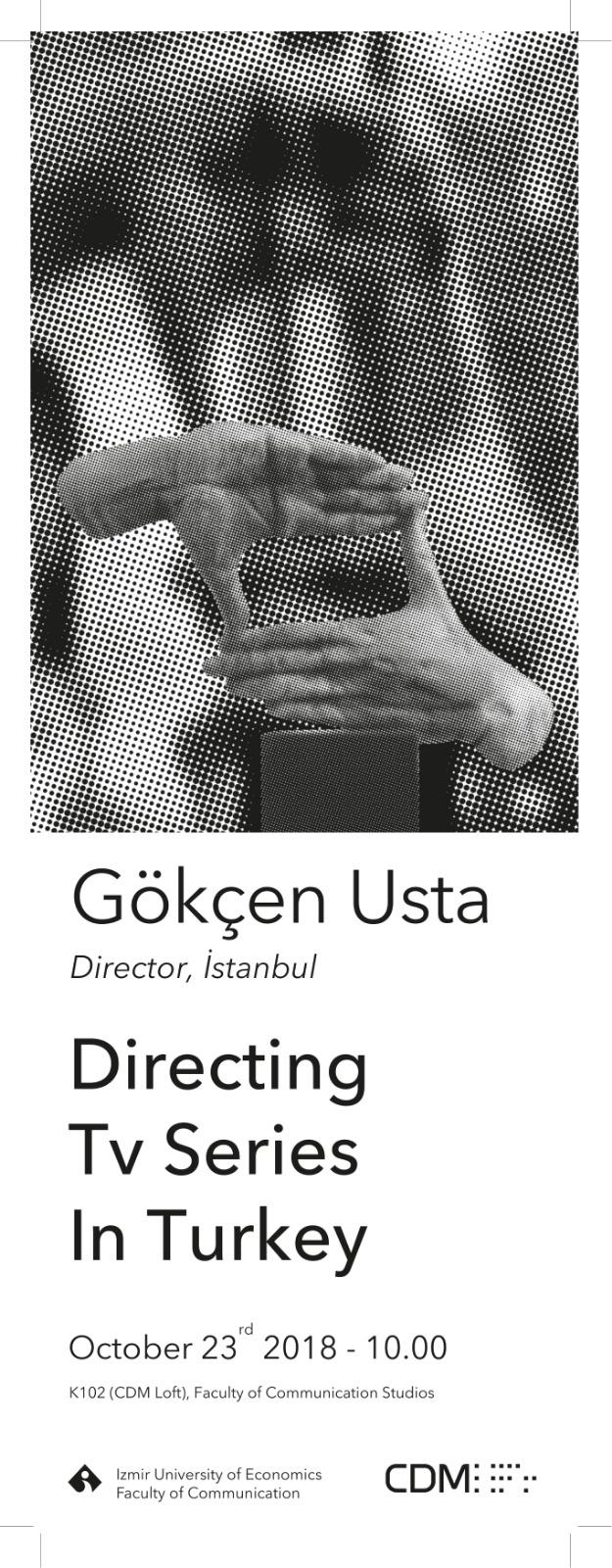 Artist's talk: Gökçen Usta