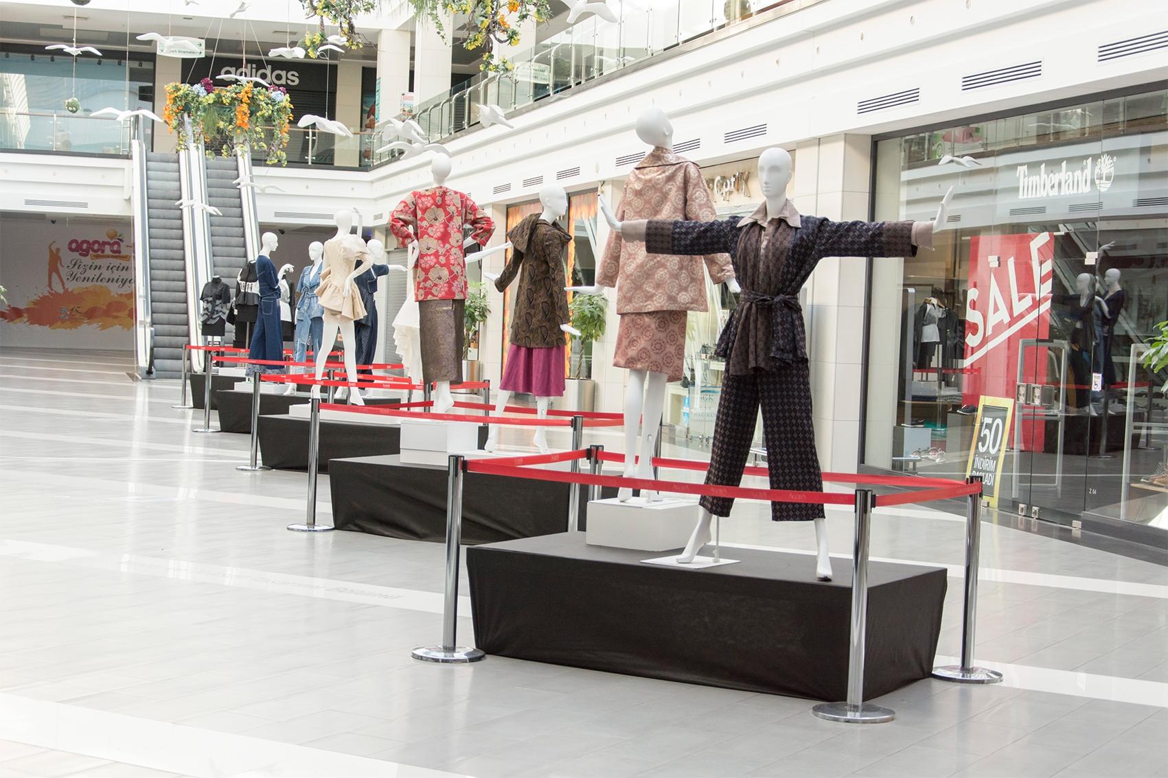 Agora Fashion Fest 6  – Moda ve Tekstil Tasarımı Bölüm Sergisi