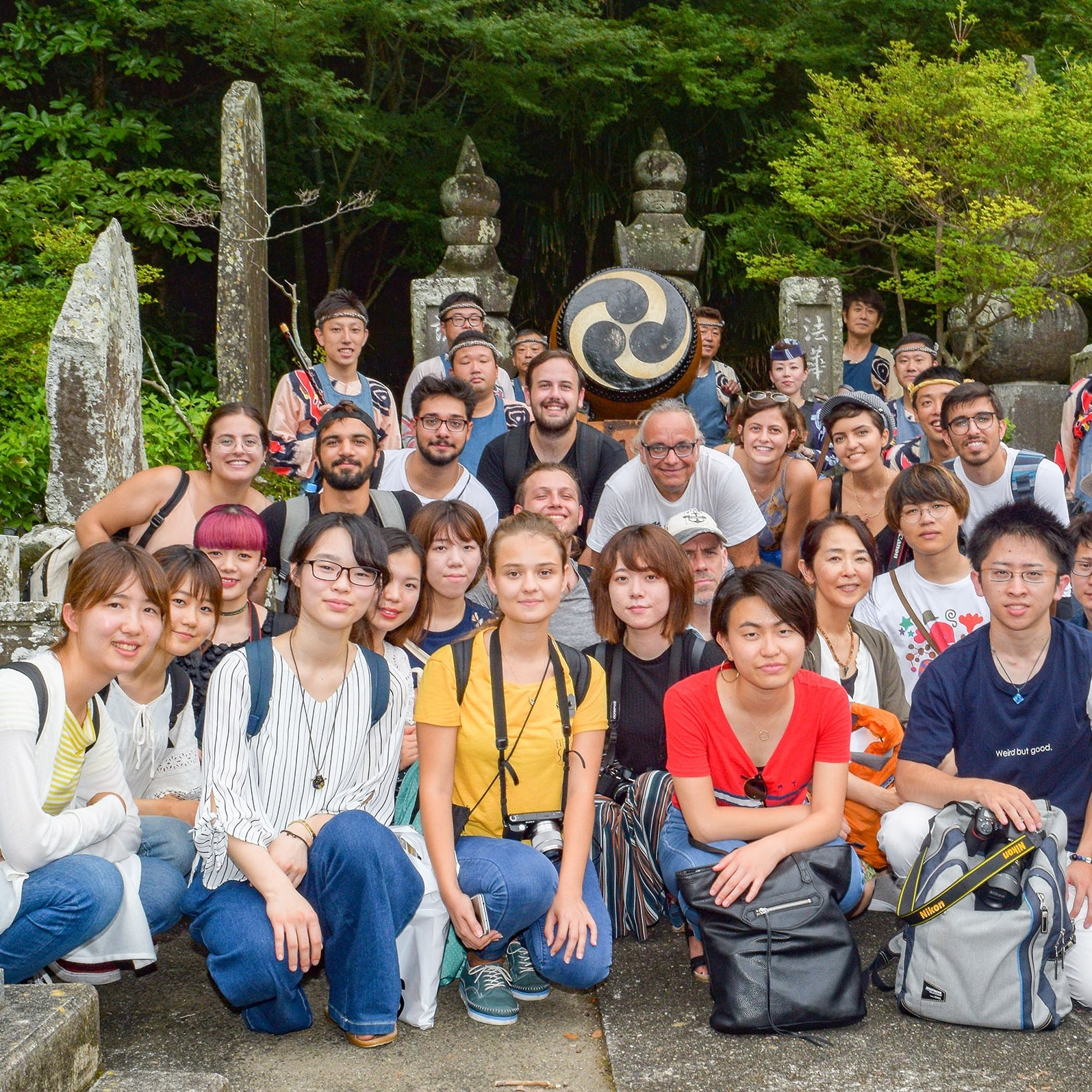 TÜRK – JAPON ÖĞRENCİLERİN TASARIM DOKUNUŞU