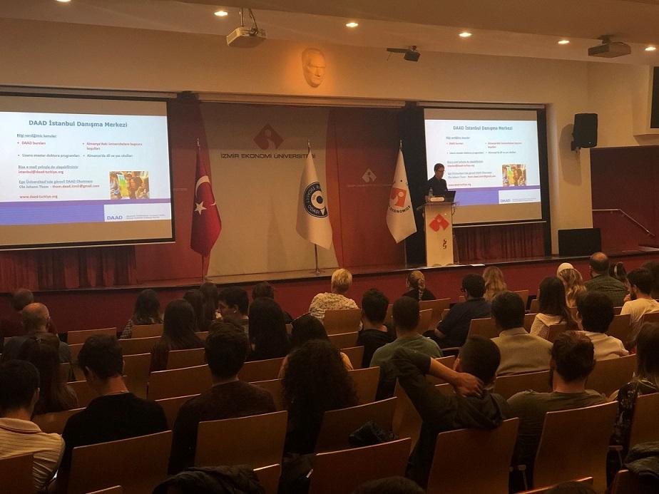 DAAD Alman Akademik Değişim Servisi