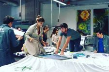 Floating Forest Printing Workshop & Good Design İzmir_3