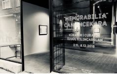 EXHIBITIONS' CURATOR FROM FACULTY OF FINE ARTS AND DESIGN