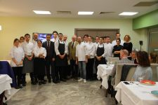 """ITALIAN  CUISINE WEEK"" WITH CHEF FRANCESCO PUCCI AT CAM"