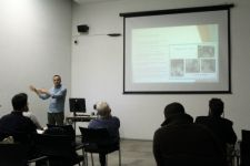 """""""Meditations on Middle Eastern Media Histories"""" was held on November the 16th."""