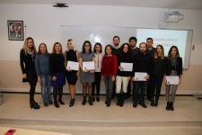 2017-2018 Spring Semester, Dean's List Certificate Ceremony